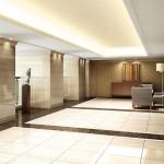 【納品事例】 大阪・梅田の複合施設にある超高層マンション(大阪)